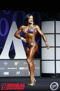heather dees mr olympia 2017