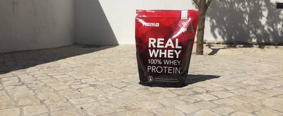 prozis sport real whey