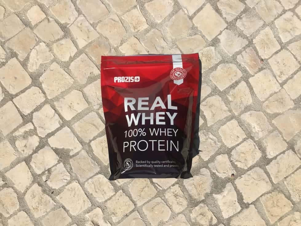 real whey prozis