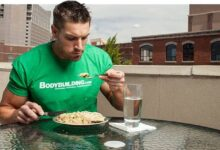 breakfast to lose weight or gain muscle mass