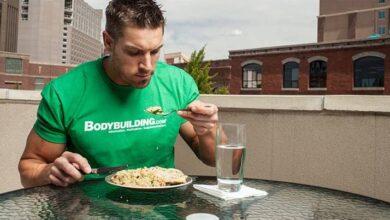 petit-déjeuner pour perdre du poids ou gagner de la masse musculaire