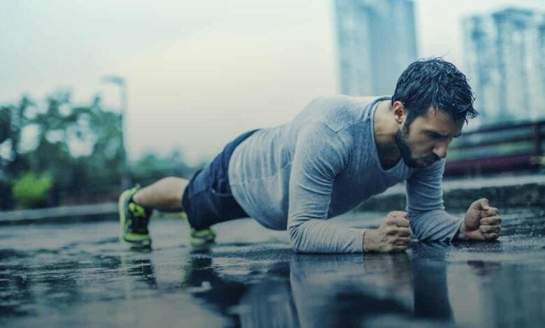 allenamento e dieta ideale