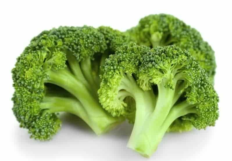 brocolos vitamina c