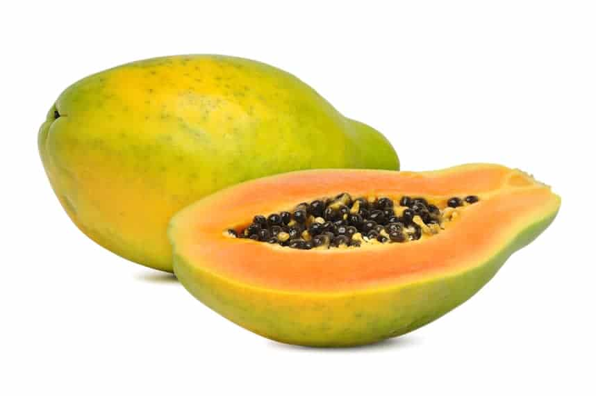 papaya vitamina C