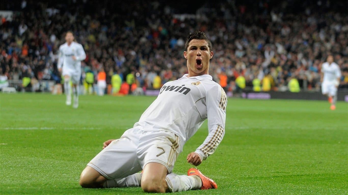 Entraînement de la règle de Cristiano Ronaldo