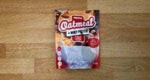oatmeal whey protein prozis