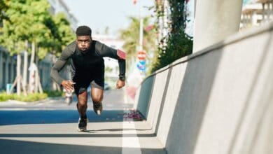 Energie für das Training
