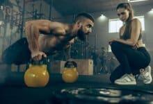 fase de definición muscular