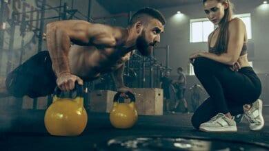 phase de définition musculaire