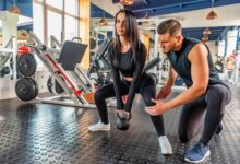 mistakes in the gym
