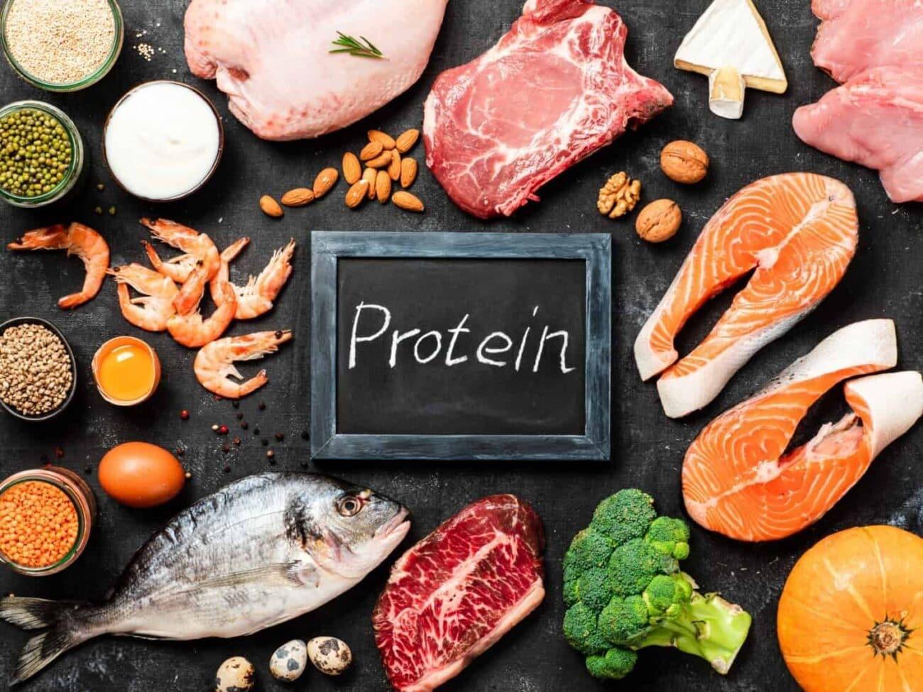 Protein, was ist es und wofür ist es?