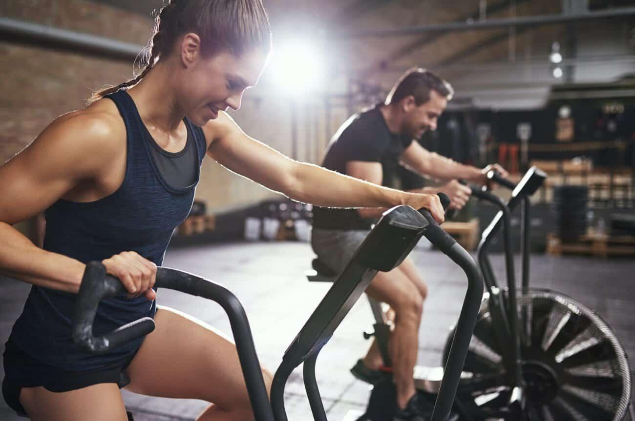Cardio-Gewicht verlieren