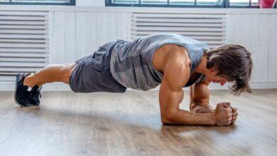 Photo of 14 ejercicios de abdominales