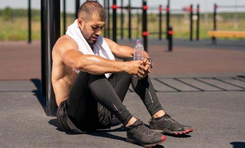 treino sem resultados