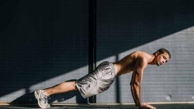 Bild von Zu Hause trainieren (ohne Fitnessgeräte)