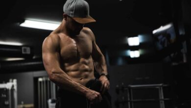Photo of How to gain muscle mass in the chest (effectively)