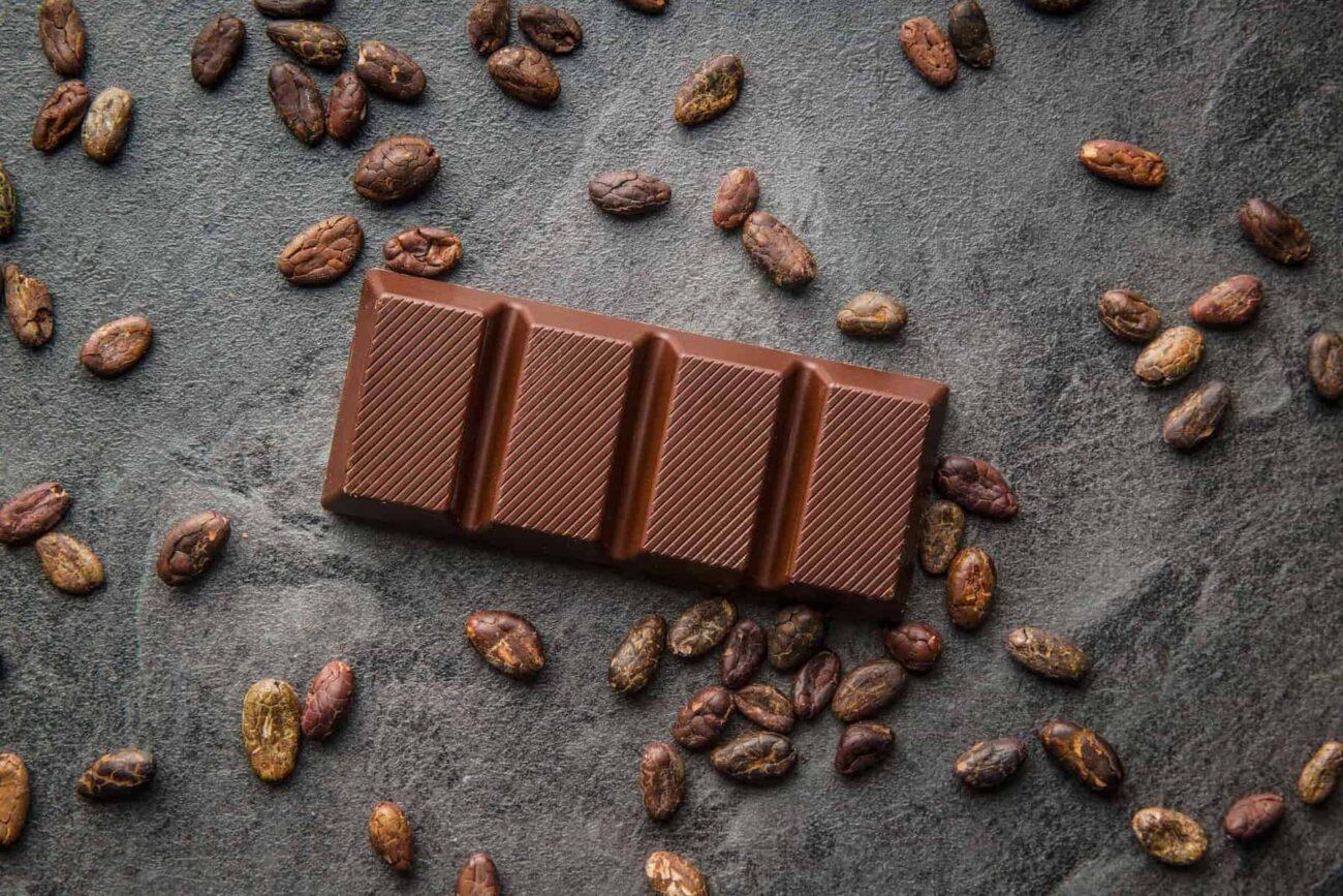 chocolate de magnesio