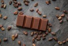 chocolate magnésio