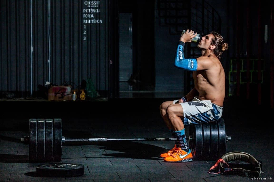 what to eat after training