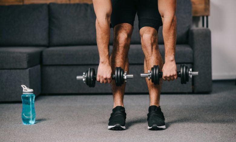 Heim-Fitnessstudio