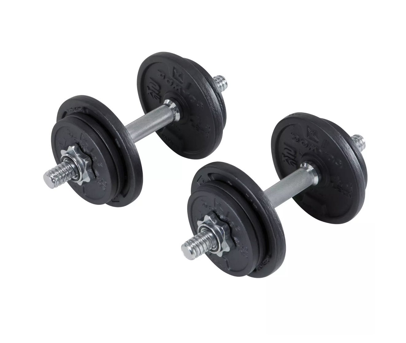 Hanteln für das Fitnessstudio zu Hause