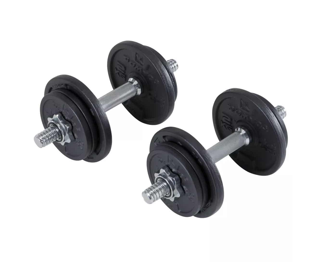 dumbbells for home gym