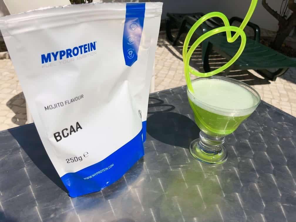 Myprotein BCAA's, the analysis