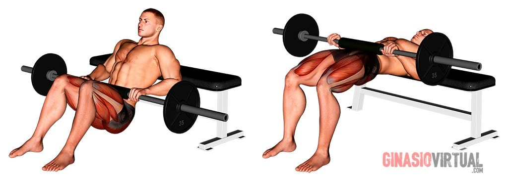 Spinta dell'anca