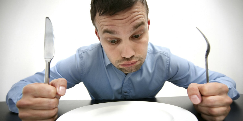 intermittierendes Fasten Hunger