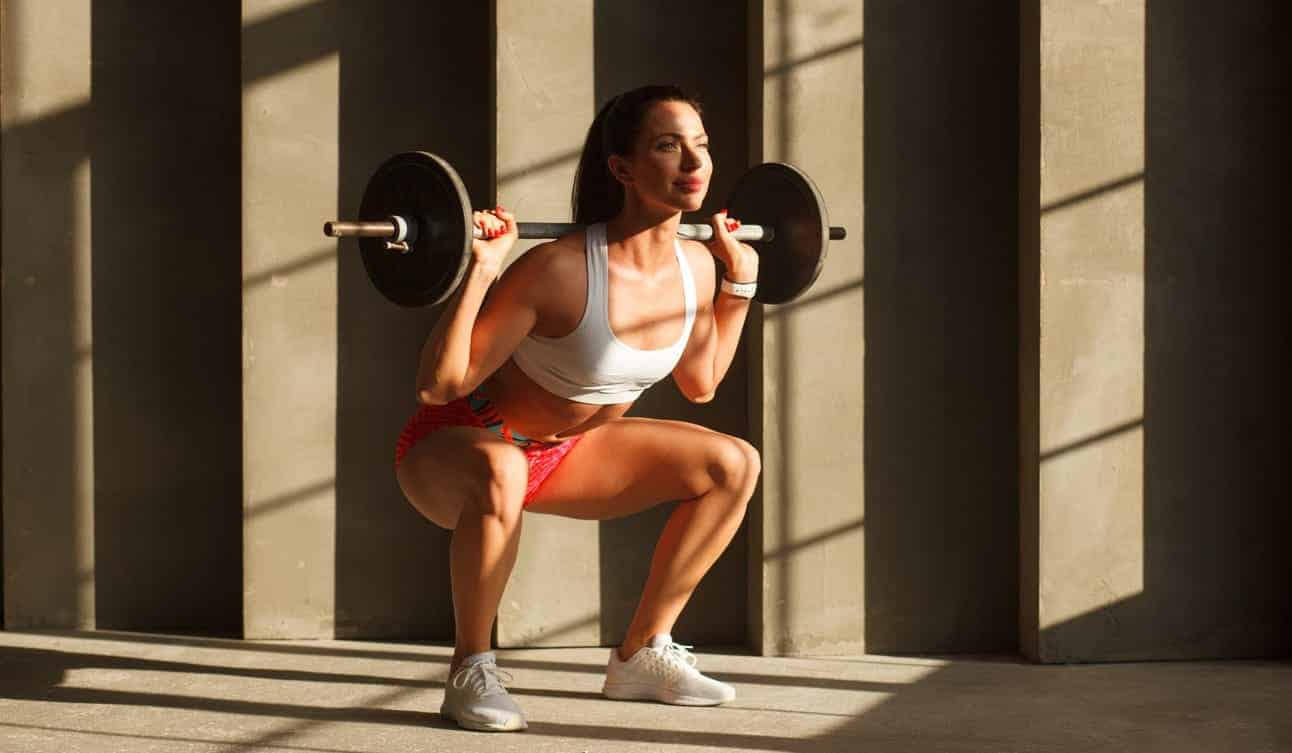 increase the glutes