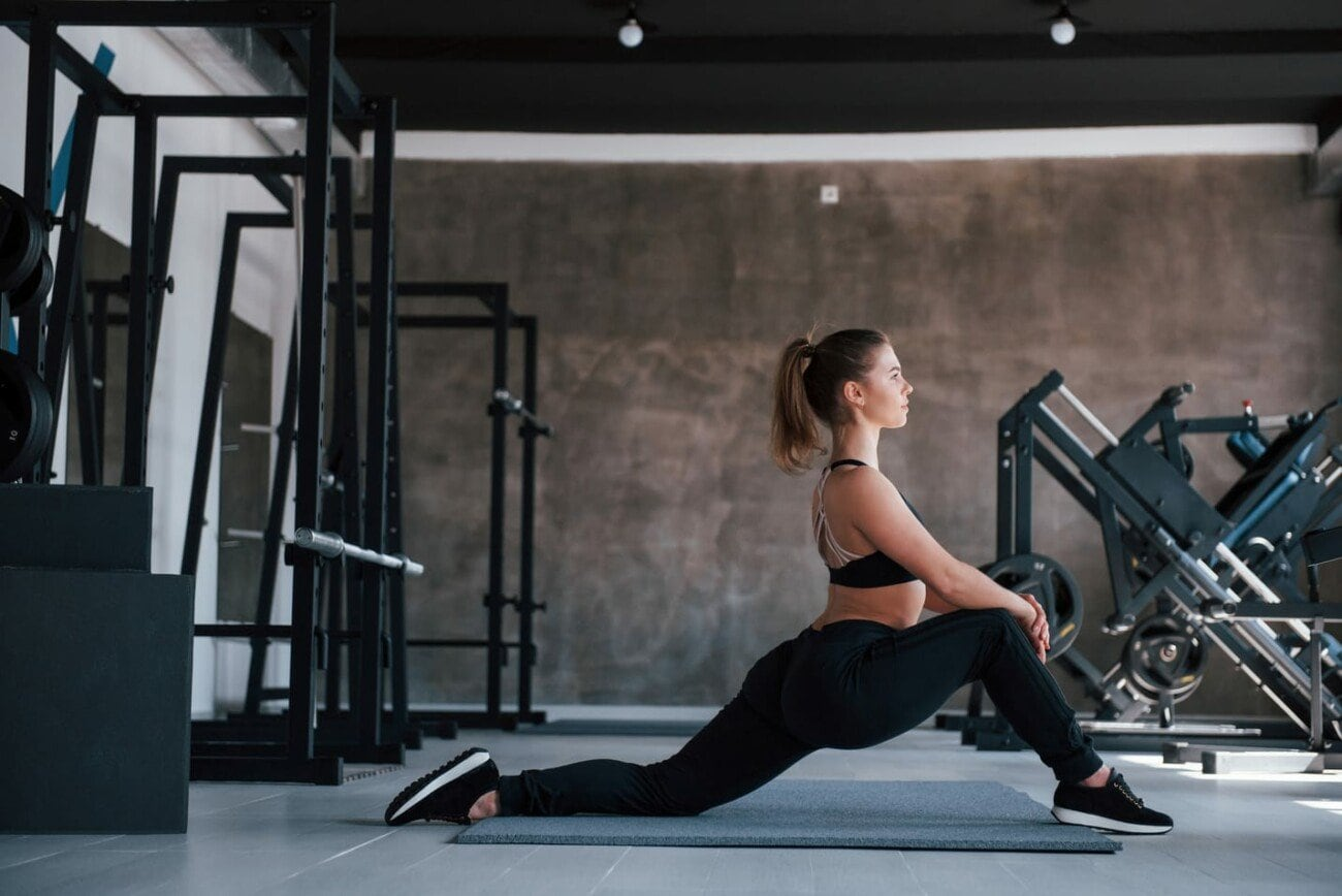 how to increase the glutes